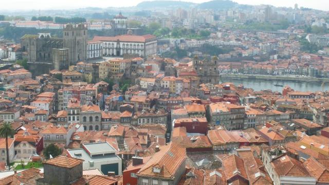 Miradouros de Porto: A cidade invicta aos teus pes