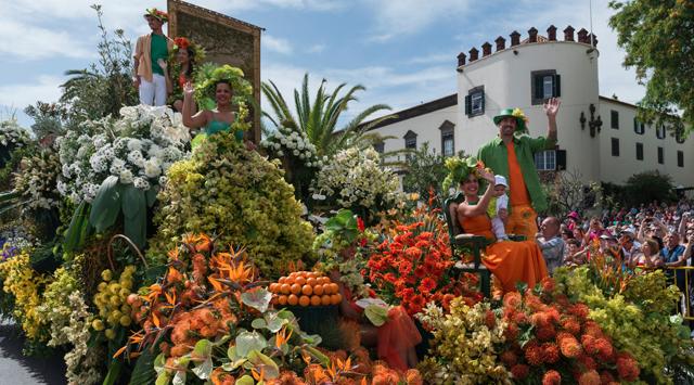 Fiesta de la Flor Festa da Flor