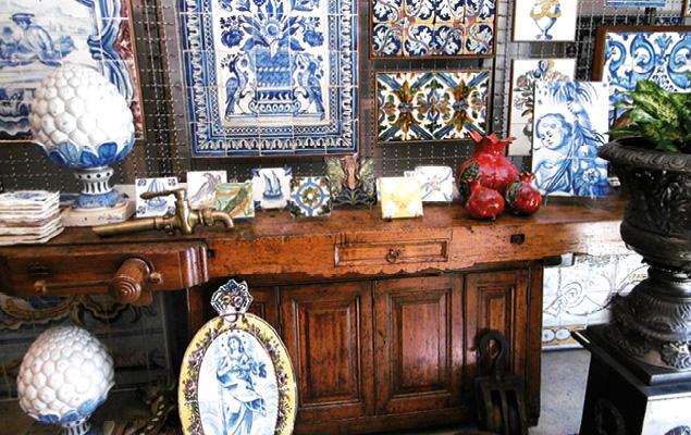 Feria de Arte y Antigüedades Feira de Arte e Antiguidades