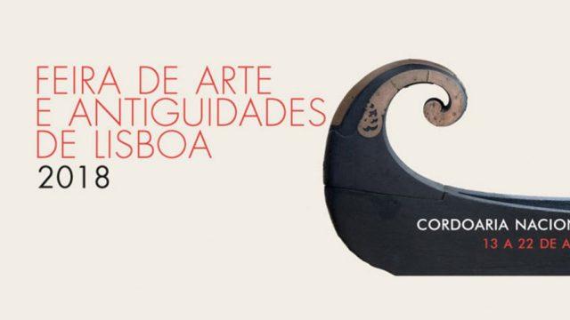Feira de Arte e Antiguidades de Lisboa 2018