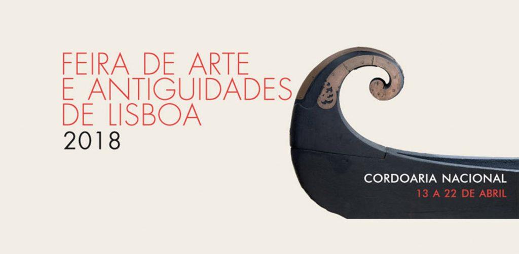 Feria de Arte y Antigüedades de Lisboa 2018