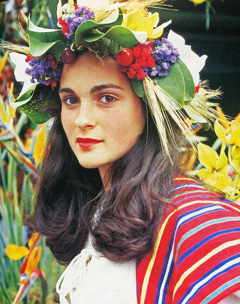 Fiesta de la Flor de Madeira, explosión de olores y colores
