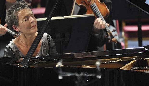 Concerto de Maria João Pires em Madrid