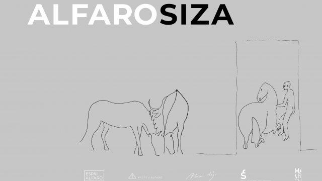 Exposición en Valencia, Álvaro Siza – Andreu Alfaro: Ideas encontradas