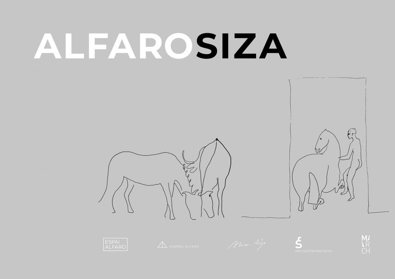 Exposição em Valência, Alfaro Siza: Ideias encontradas