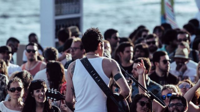 Festival Aleste, música à beira mar no Funchal