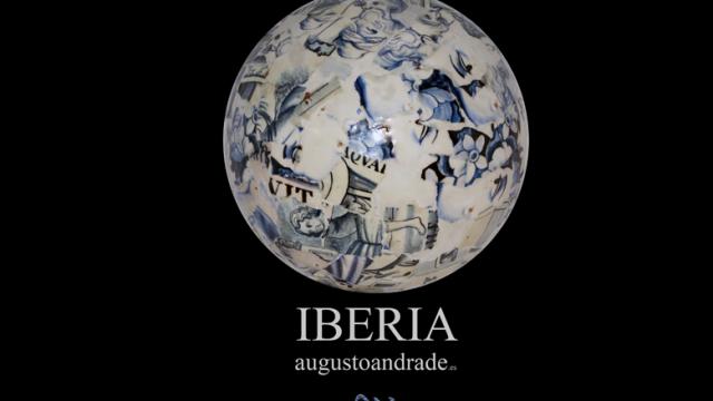 Exposição: Iberia de Augusto Andrade Díaz em Olivença