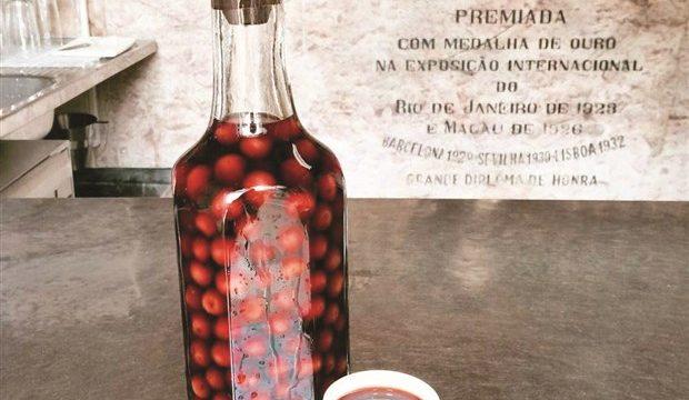 Ginjinha, el licor más conocido de Portugal