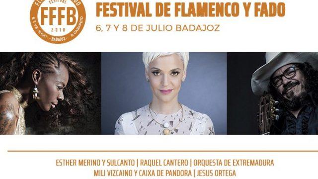 Badasom Festival de Flamenco e Fado Badajoz 2018