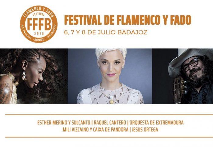 Badasom Festival de Flamenco y Fado Badajoz 2018