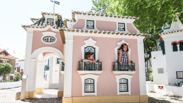 Portugal dos pequenitos, o parque das crianças em Coimbra