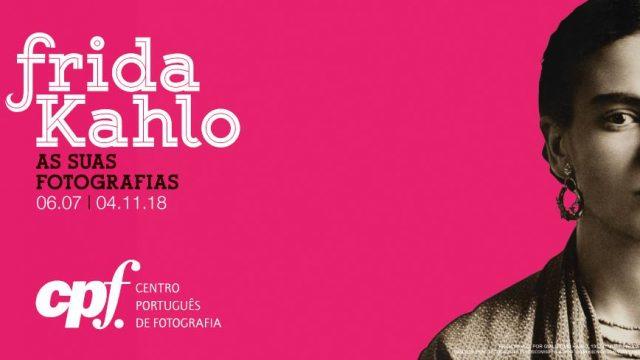 Exposición de las fotografías de Frida Kahlo en Oporto