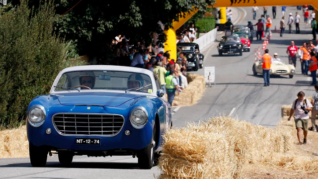 Caramulo Motorfestival, el mejor festival de coches clásicos de Portugal