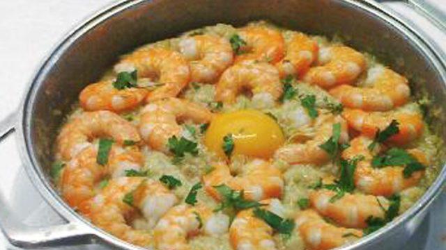 Açorda de camarão, tradição portuguesa