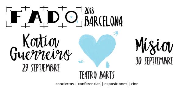 Festival de fado de Barcelona 2018