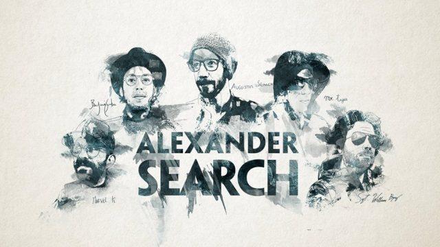Actuación de Alexander Search en POEMAD