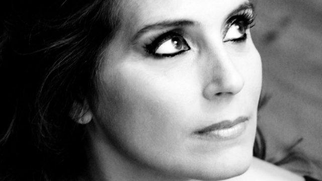 Cristina Nóbrega no Círculo de Belas Artes de Madrid