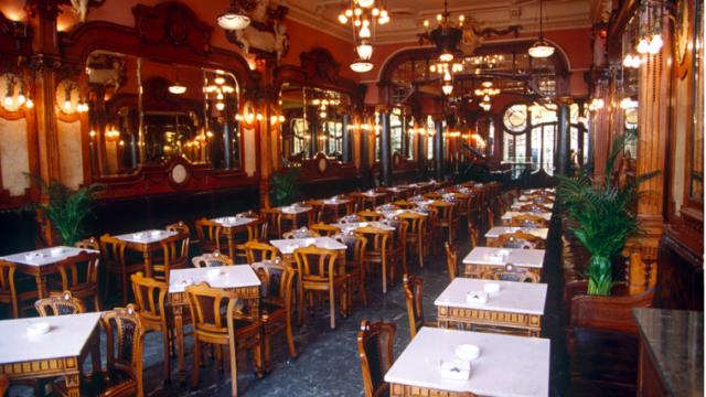 Cafés históricos de Oporto, nuestros favoritos