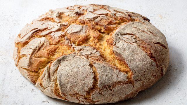 Broa de Milho del Paço de Calheiros, auténtico pan portugués