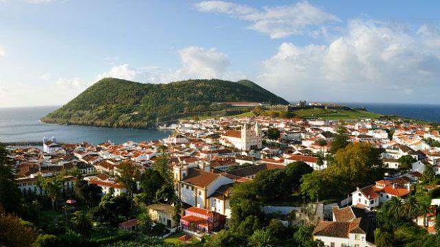 Descubre la Isla Terceira en el Archipiélago de las Azores