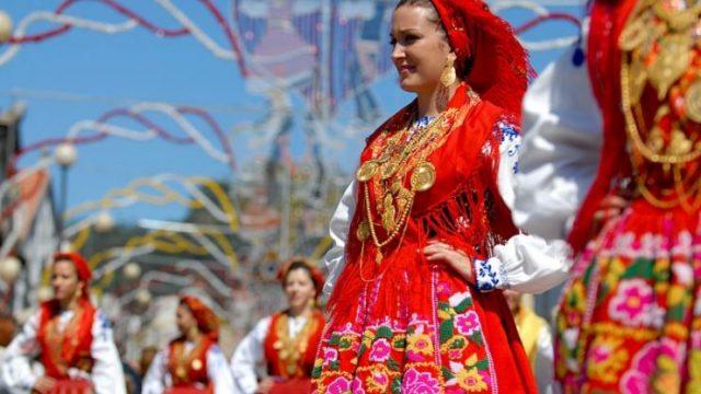 Fiestas de Nuestra Señora de la Agonía en Viana do Castelo