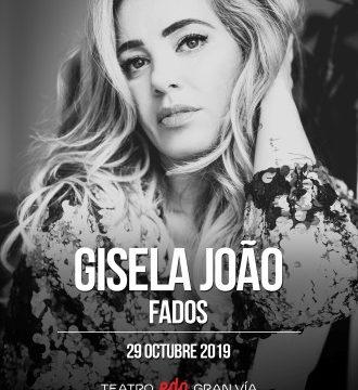 Concierto de la fadista Gisela João en Madrid