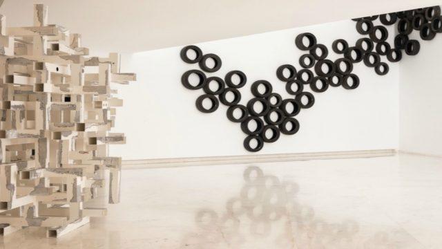 Pedro Cabrita Reis en el Centro Galego de Arte Contemporánea