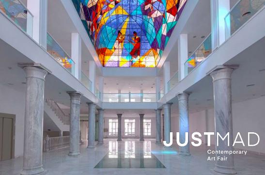 Só Portugal na Feira de arte contemporânea JUSTMAD 2020