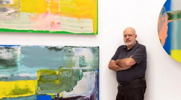Exposição de Pedro Calapez en Madrid