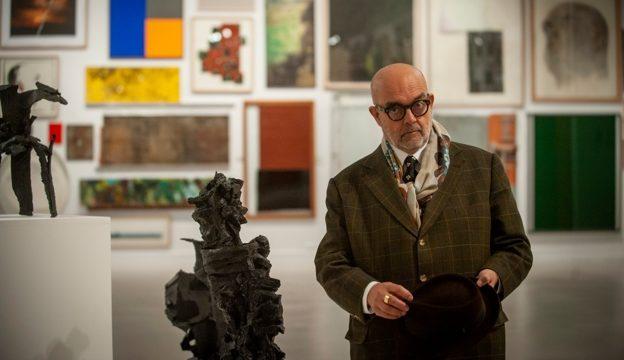 Exposición de Cabrita Reis en el CAC de Málaga